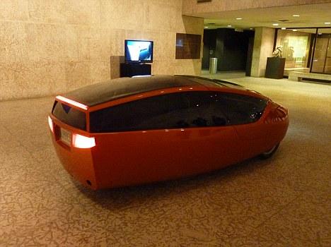 Urbee, 3-D printed vehicle prototyle